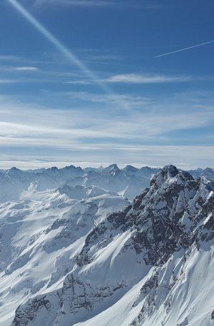 Balade hypnotique à la montagne