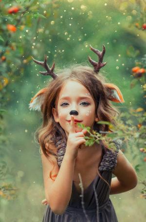 Conte thérapeutique pour enfants – Rose la petite elfe des bois