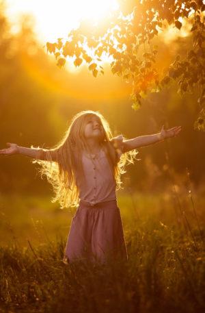 Conte thérapeutique pour enfants – Elea, l'ange qui venait de la planète à l'ouest du soleil