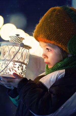 Conte thérapeutique pour enfants – le petit lutin blanc et le petit garçon