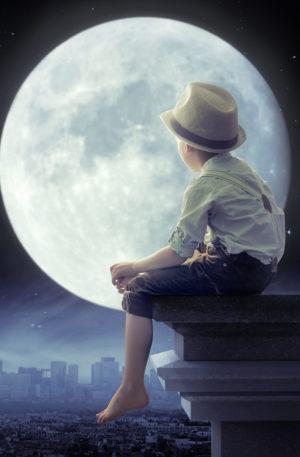 Conte thérapeutique pour enfants – Romain et la petite Luciole