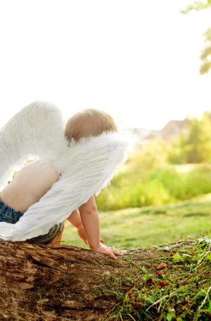 Conte thérapeutique pour enfants – Joshua le petit ange sur terre