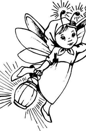 Conte thérapeutique pour enfants – Loulia la petite luciole